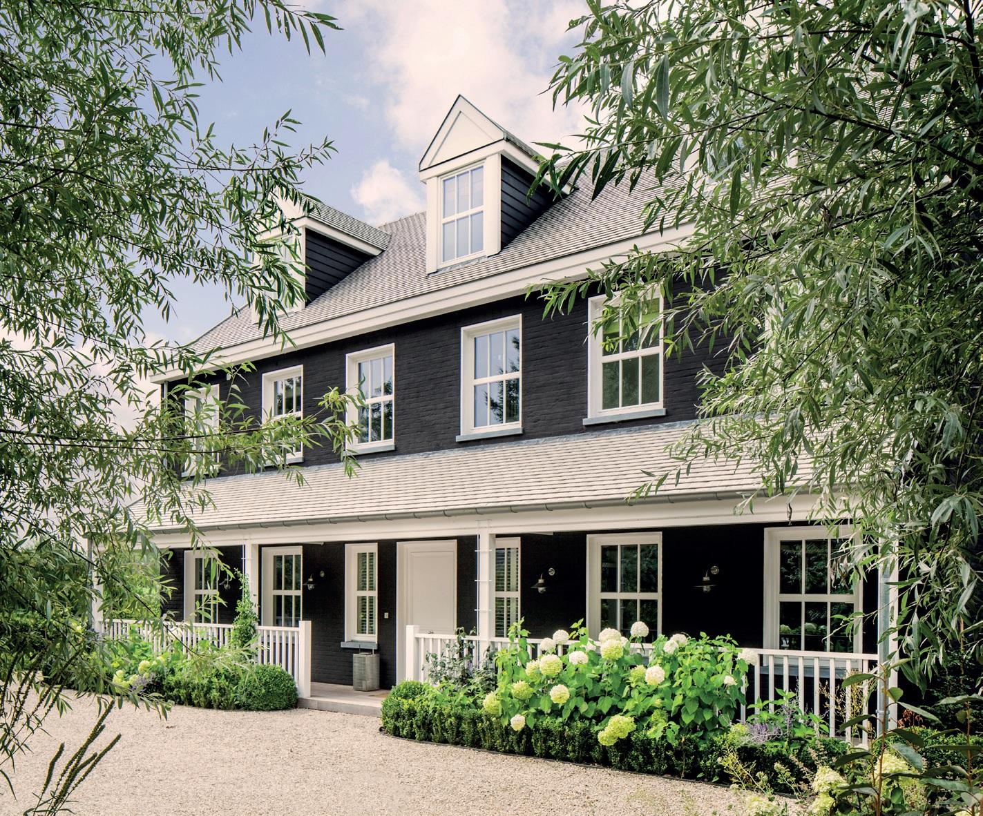 maison 4 fa ades en bois massif masser. Black Bedroom Furniture Sets. Home Design Ideas
